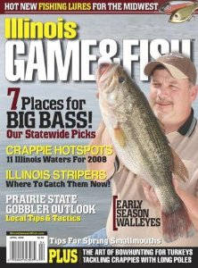 illinois game fish magazine subscription discounts deals