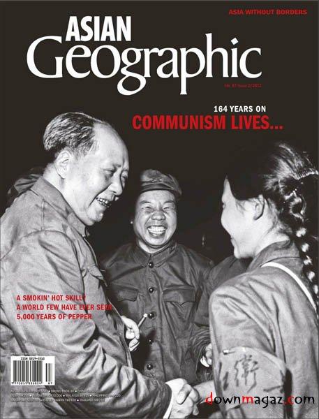 asian geographic magazine
