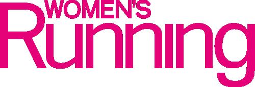 Woman Magazine Logo Women's Running Logo