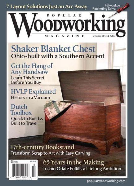 ... Games & Hobbies Magazines » Popular Woodworking Magazine Subscription