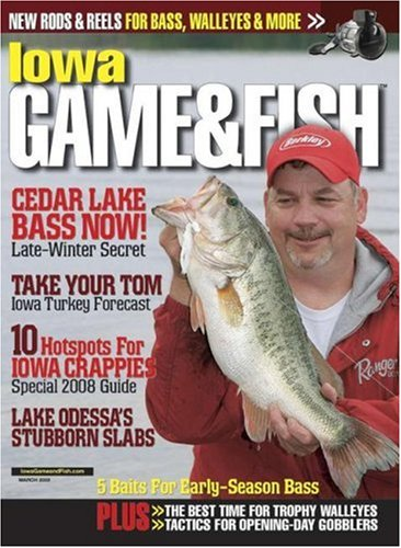 iowa game fish magazine subscription discounts deals
