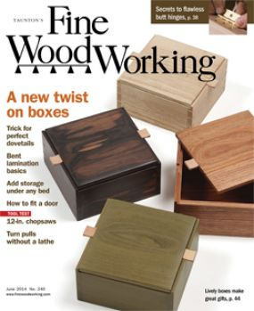 Fine Woodworking Magazine Subscription Discount