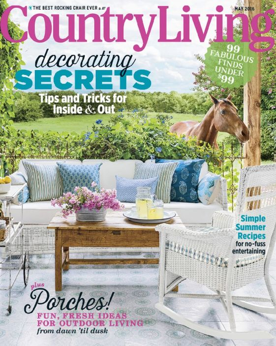 Country living magazine subscriptions renewals gifts for Country living gardener magazine website