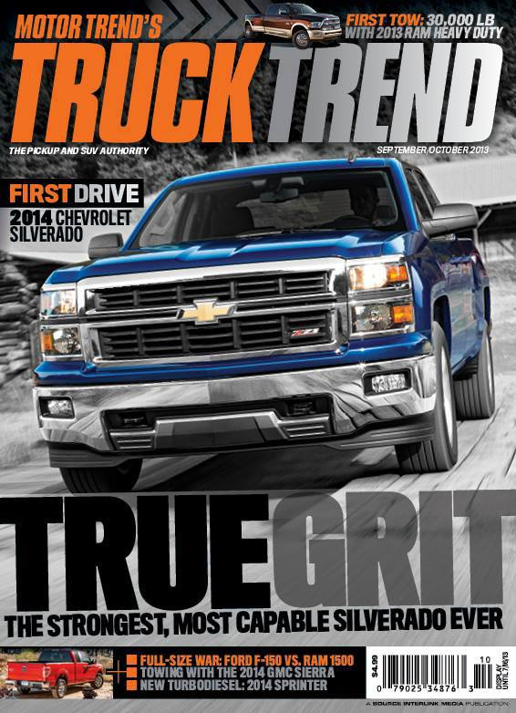truck trend magazine subscriptions renewals gifts. Black Bedroom Furniture Sets. Home Design Ideas
