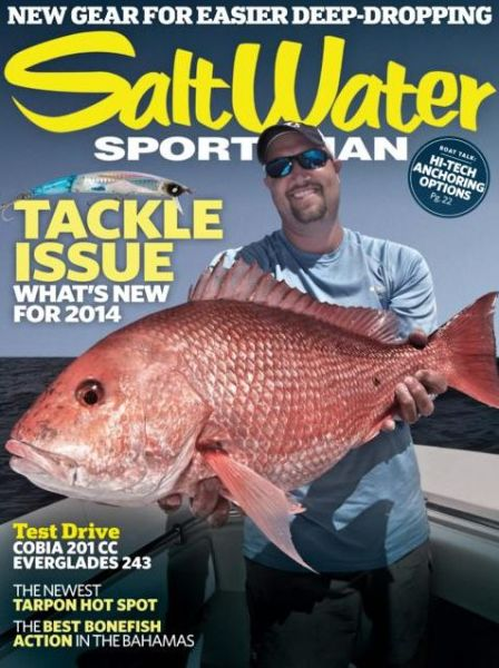 Saltwater sportsman magazine subscriptions renewals gifts for Fishing magazine subscription