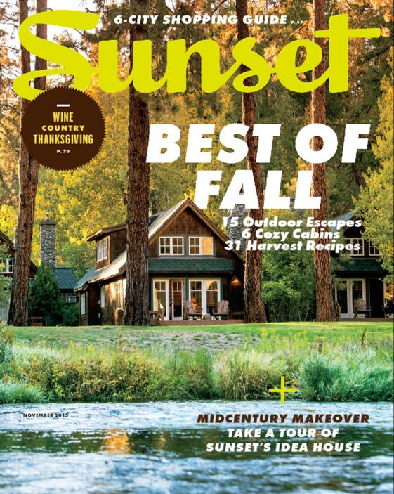 Sunset Magazine Subscription Discount Renewal Gifts