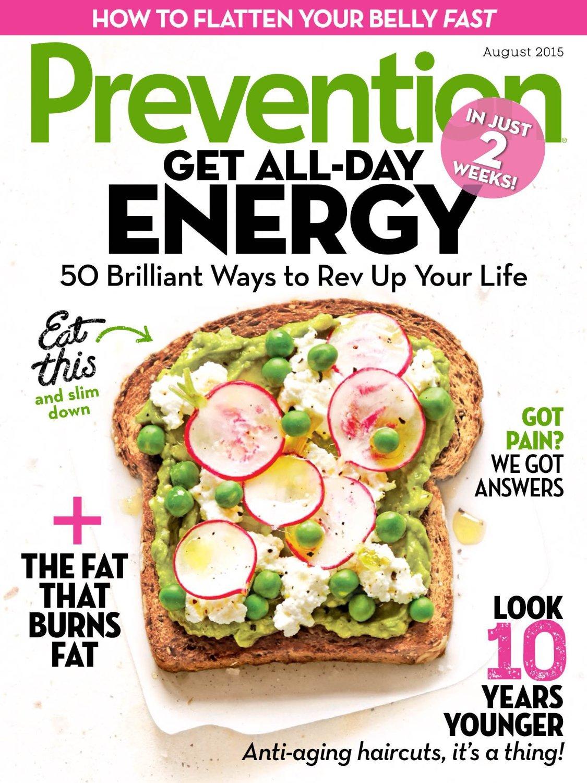 Prevention Magazine Subscription
