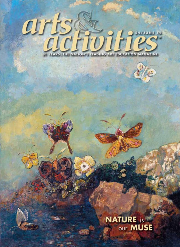 Arts Activities Magazine Subscription 2 Year