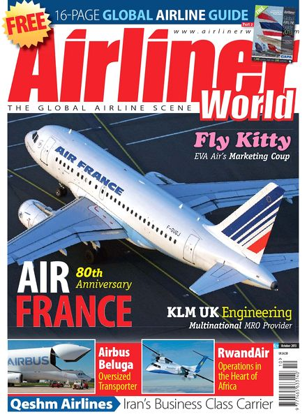 Airliner World Magazine Airliner World Magazine