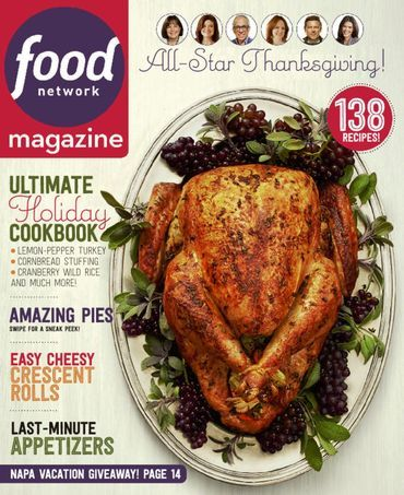 Food Network Magazine Subscription Discount
