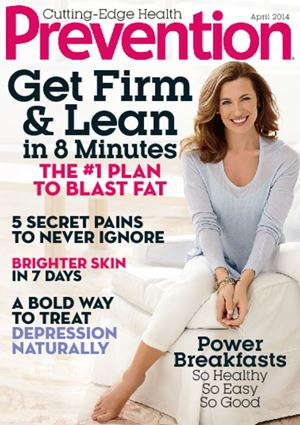 Prevention Magazine Subscription