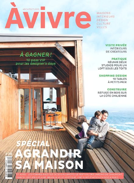 architectures a vivre magazine discount subscription