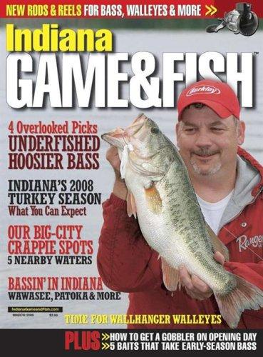 Indiana game fish magazine subscription discounts deals for Fishing magazine subscription