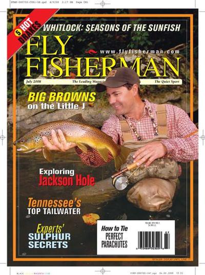 Fly fisherman magazine for Fishing magazine subscription