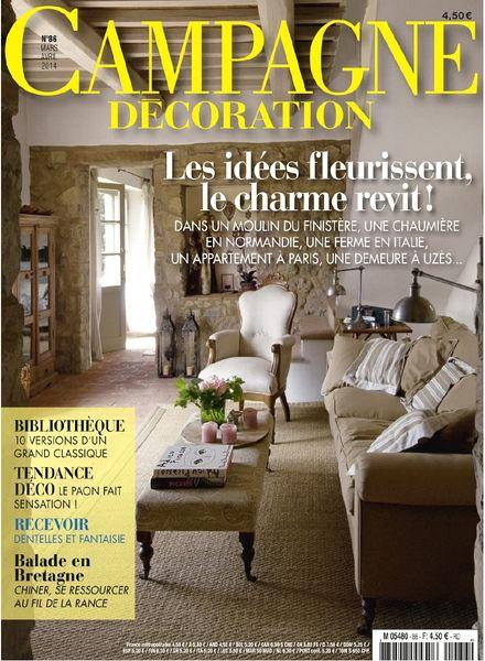 campagne decoration cover. Black Bedroom Furniture Sets. Home Design Ideas