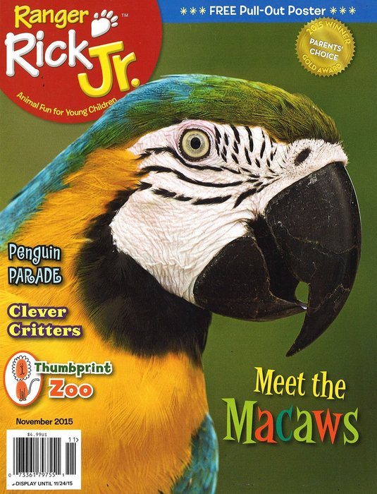 RANGER RICK is a nature discovery magazine for children Covers animals, wildlife, adventure and the wonders of nature/5(4).