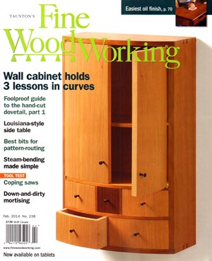 ... » Woodworking Magazines » Fine Woodworking Magazine Subscription