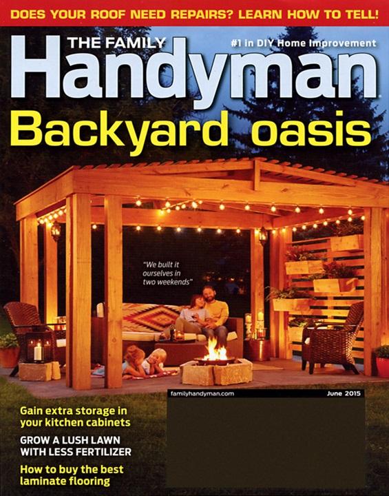 family handyman magazine. Black Bedroom Furniture Sets. Home Design Ideas