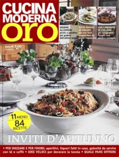 Cucina moderna oro magazine discount subscription for Cucina moderna magazine