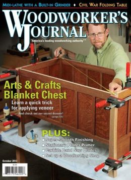 Woodworker's Journal Magazine Subscriptions | Renewals | Gifts