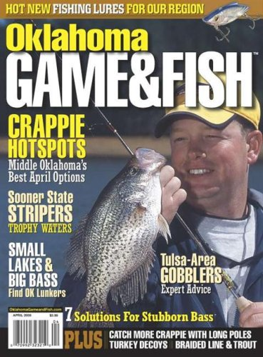 oklahoma game fish magazine subscription discounts deals