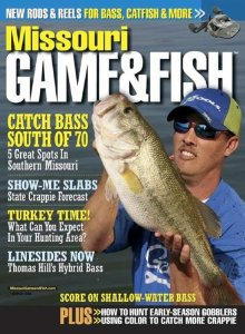 missouri game fish magazine subscription discounts deals