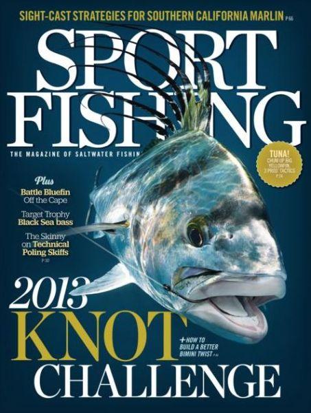 Sport fishing magazine subscriptions renewals gifts for Fishing magazine subscription