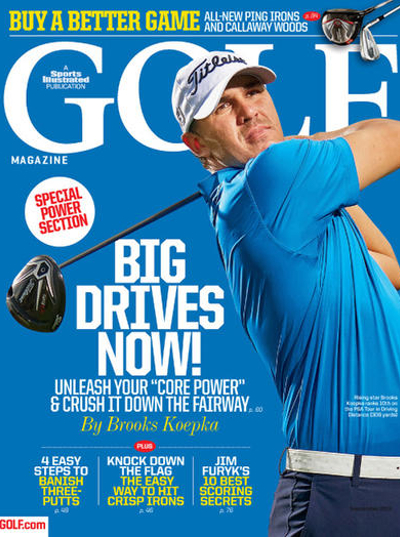 Golf magazine for Online magazine subscription services