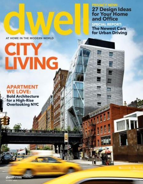 dwell magazine subscriptions