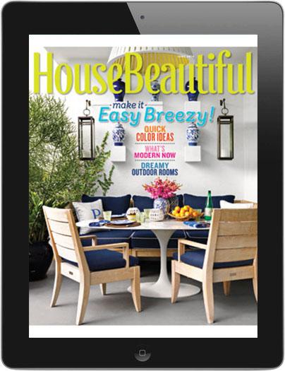 garden magazines house beautiful digital magazine subscription