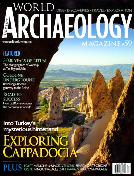 Archaeological Conservancy Magazine Gift of Archaeology Magazine