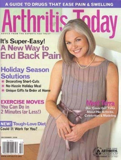 Arthritis Management Magazine Arthritis Today Magazine Cover