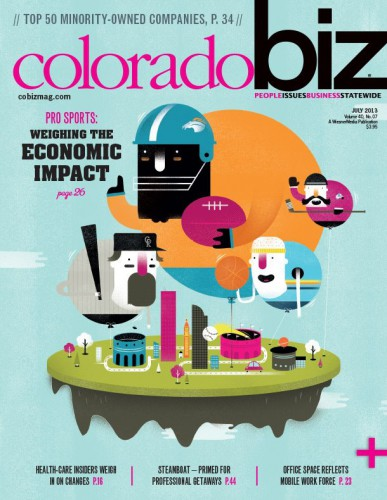 Best Price for ColoradoBiz Magazine Subscription