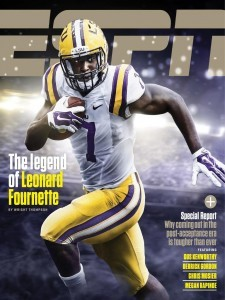 Subscribe to ESPN The Magazine