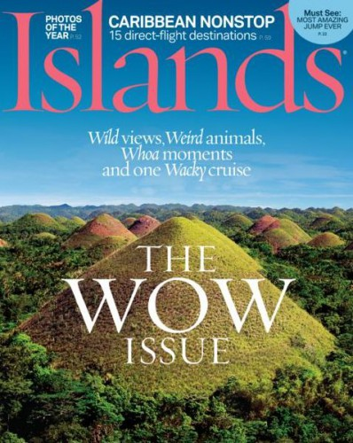 Best Price for ISLANDS Magazine Subscription