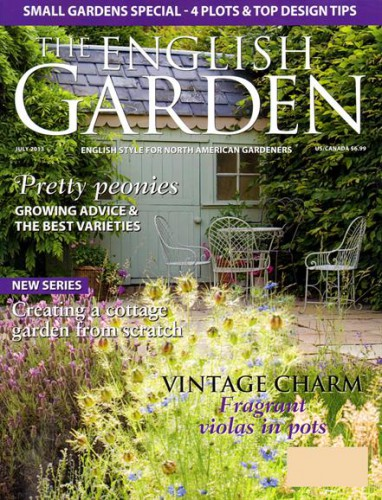 Best Price for The English Garden Magazine Subscription
