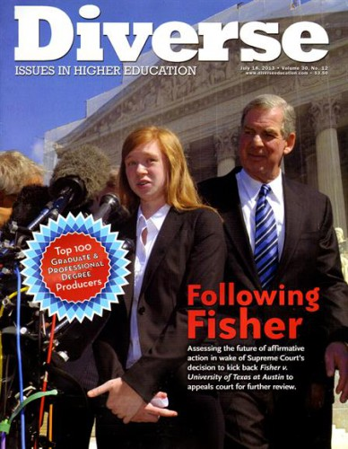 Subscribe to Diverse Issues in Higher Education