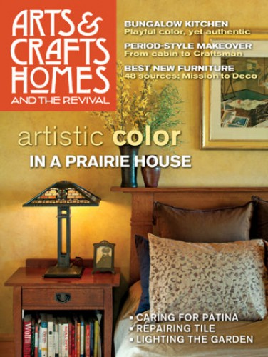 Subscribe to Arts & Crafts Homes and the Revival