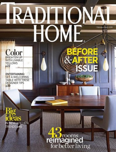 Subscribe to Traditional Home