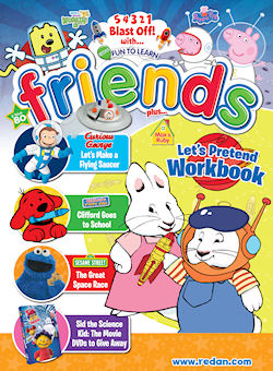 Subscribe to Preschool Friends