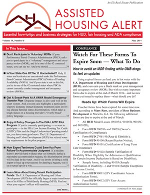 Best Price for Assisted Housing Alert Subscription
