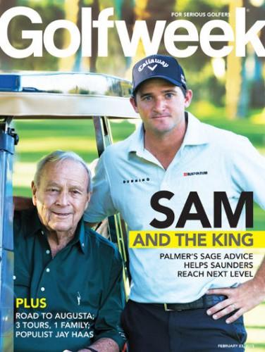 Subscribe to Golfweek Magazine