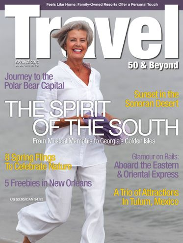 Subscribe to Travel 50 & Beyond