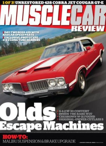 Subscribe to Muscle Car Review