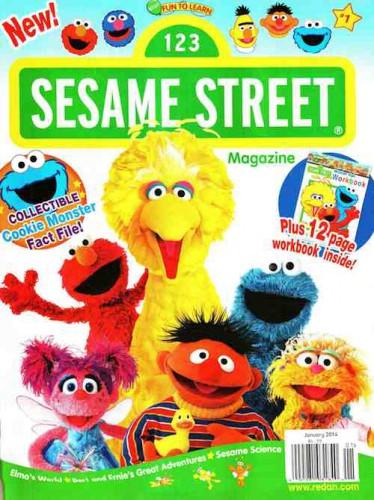 Best Price for Sesame Street Magazine Subscription