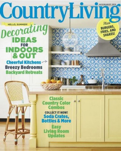 Best Price for Country Living Magazine Subscription
