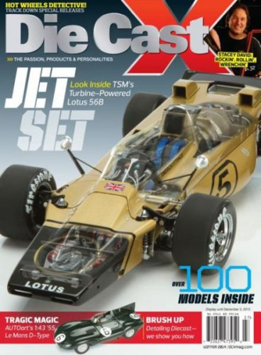 Subscribe to DieCast X