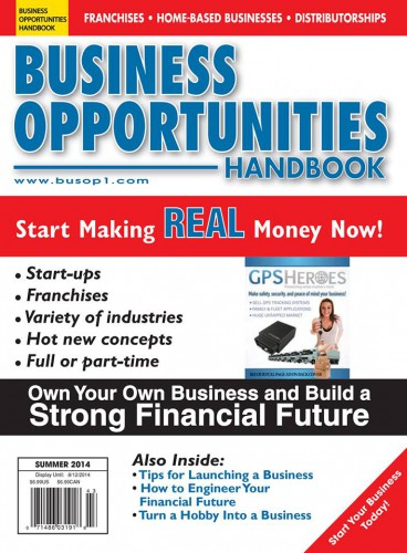 Best Price for Business Opportunities Handbook Magazine Subscription