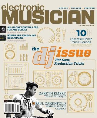Best Price for Electronic Musician Magazine Subscription