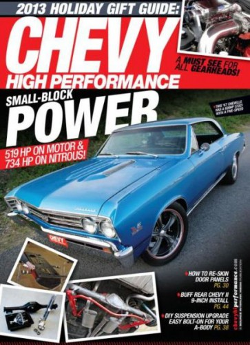 Best Price for Chevy High Performance Magazine Subscription